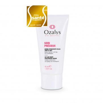 Soin Précieux - Crème visage hydratante jour et nuit - Ozalys