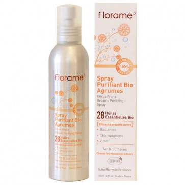 Spray Purifiant Bio Agrumes - Florame