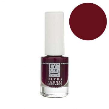 Ultra vernis silicium-urée - Rouge Sombre - Eye Care