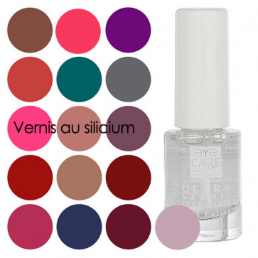 Vernis au silicium-Urée - Eye Care