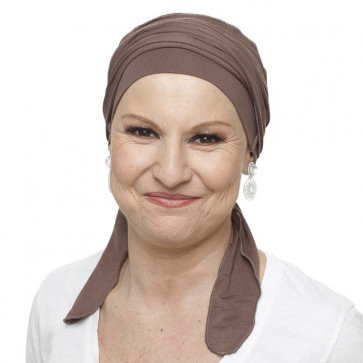 Turban VICTORY - Caramel - MM Paris