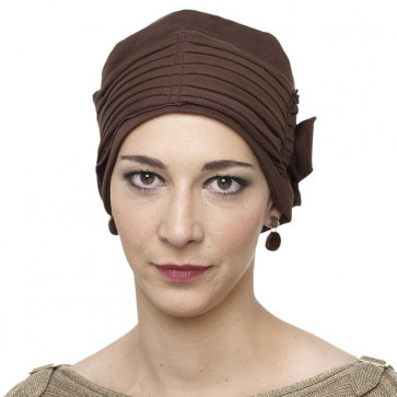Turban WASHINGTON - Marron - MM Paris