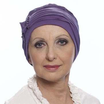 Turban WASHINGTON - Raisin - MM Paris
