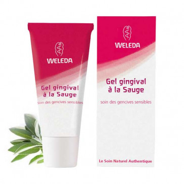 Gel gingival à la sauge - 30ml - WELEDA