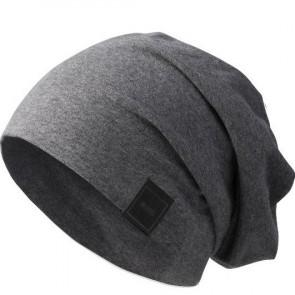 Bonnet Jersey sans couture pour homme - Gris foncé