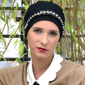 Bijou de turban Laura - MM Paris