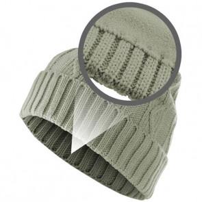 Bonnet chaud Homme Cable - Gris clair - Masterdis