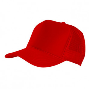 Casquette homme Trucker Masterdis rouge