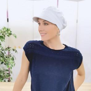 Casquette Gavroche Blanche - MM Paris