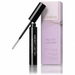 Gel Combinal - Velvet lashes - mascara volumateur et fortifiant - Dr TEMT Laboratories