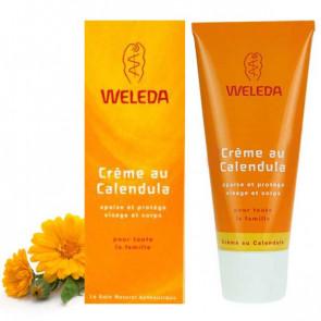Crème au calendula - soin du corps - Weleda