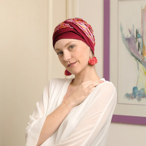Turban bambou Doris Vintage - MM Paris