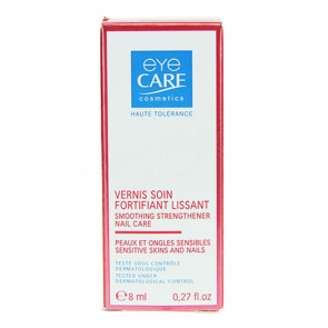 Vernis soin fortifiant lissant - Eye care