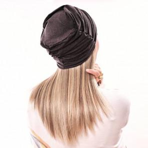 Frange Reverse Diane - Blond méché châtain - Les Franjynes - LPP 1296971