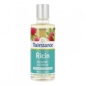 Huile de Ricin fortifiante 100 ml - Natessance