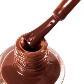 Vernis au silicium Chocolat - MêMe Cosmetics