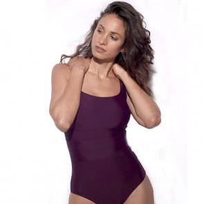 Maillot de bain une pièce pour prothèse mammaire - New Liberty Bordeaux - Marli Paris