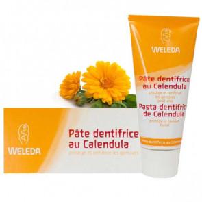 Pate dentifrice au calendula - 75ml - WELEDA