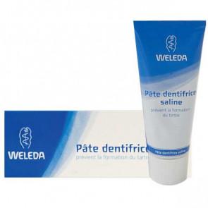Pate dentifrice saline - WELEDA