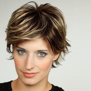 Perruque céline Monofilament  - Eva Doria