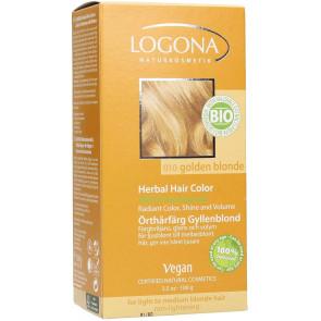 Soin colorant végétal - Blé doré - Logona