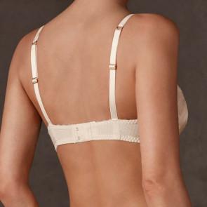 Soutien-gorge pour prothèse Aurelie ivoire WB avec armatures - Amoena