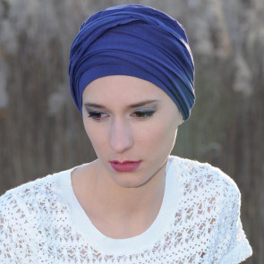 Turban Diana Marine - MM Paris
