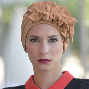 Turban Océane sable - MM Paris