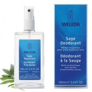 Déodorant Weleda à la sauge