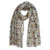 Foulard à nouer - Feuilles d'automne