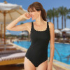 Maillot de bain une pièce pour prothèse mammaire - Gloria - Marli Paris