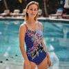Maillot de bain une pièce pour prothèse mammaire Mascara 6220 - Anita Care