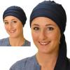 Foulard chimio Roma Bleu marine - Comptoir de Vie