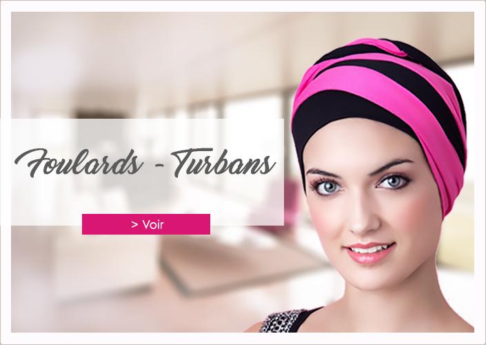 5e0bef1114a8 Turban, Turbans, Foulards et turbans chimio, perruques, COMPTOIR DE ...